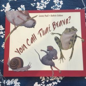 Other - You Call That Brave? Book